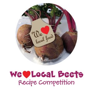 We Heart Local Beets Recipe Competition