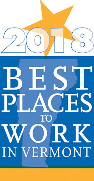 Best Places to Work in Vermont Award