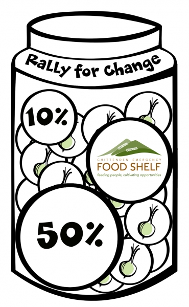 Rally for Change Logo