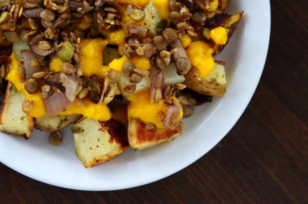 Taste of the North: Vegan, Gluten-Free Poutine | City Market / Onion ...