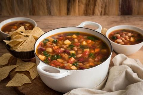 Farmhouse Bean Soup