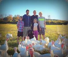 Tangletown Farm Family